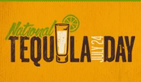 # NationalTequilaDay Sunday July 24
