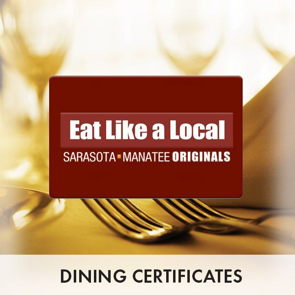 Dining Certificates